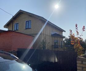 д. Антропшино двухэтажный дом из СИП панелей