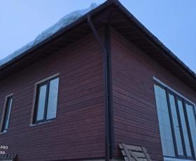 Дом из СИП панелей Яхт клуб