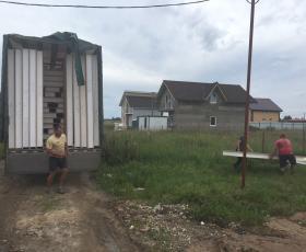г. Отрадное Ленинградская область. Строительство дома из СИП панелей