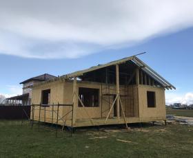 КП Фаворит Индивидуальный проект дома из СИП панелей