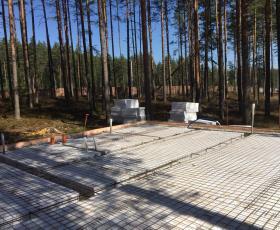 КП Финский Бриз. Строительство дома из СИП панелей