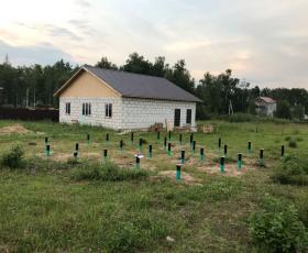 Московская область. Индивидуальный проект дома из СИП панелей
