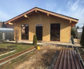 СНТ Фарносово. Строительство дома по индивидуальному проекту