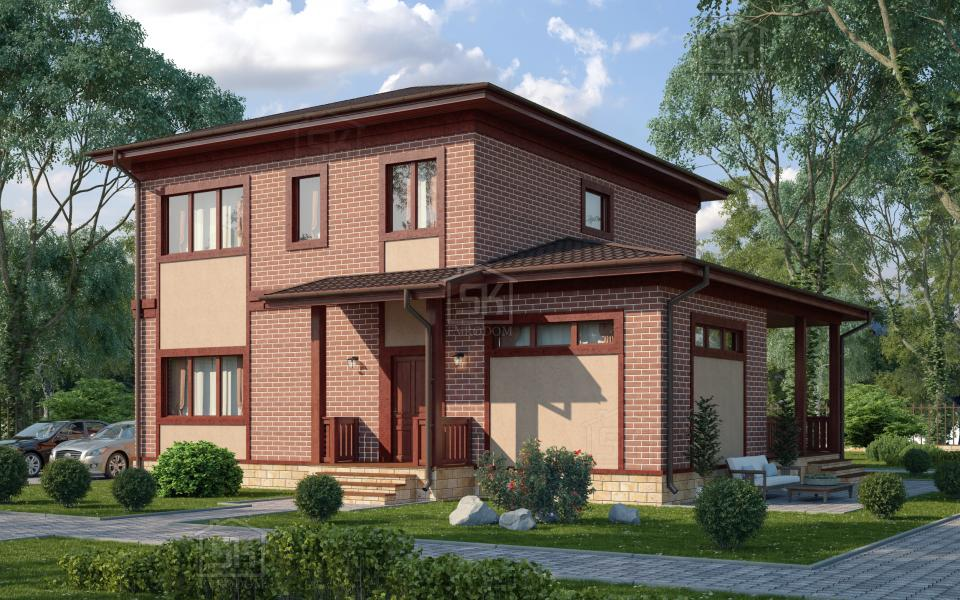 Проект дома Череповец