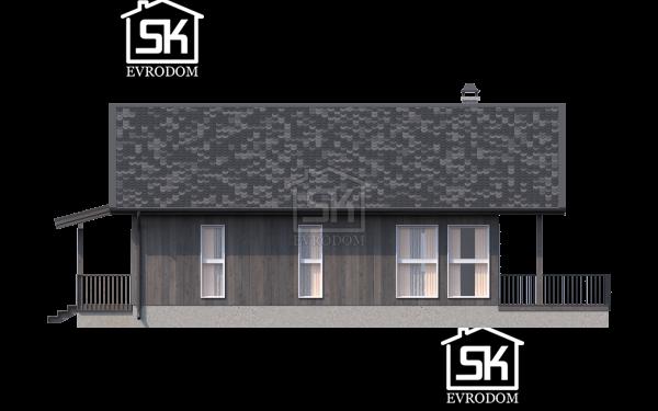 Соловьёвские Дачи фасады