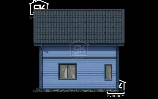 Коммунар фасад
