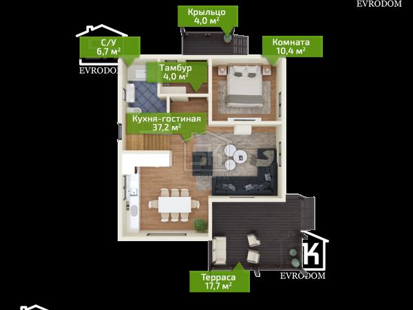 Хапо Ое план первого этажа
