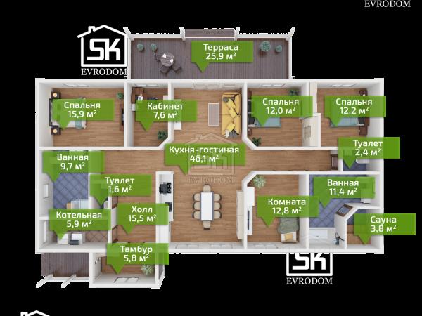 Гатчина план первого этажа