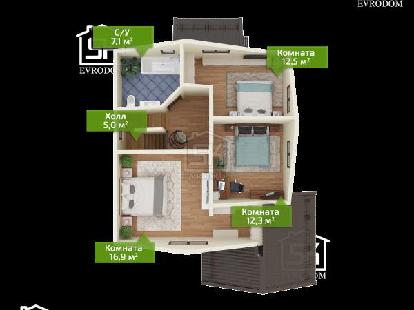 Хапо Ое план второго этажа